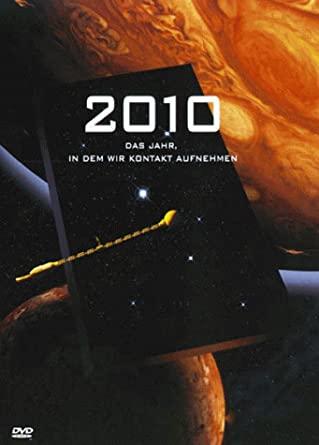 2010 - Das Jahr in dem Wir Kontakt Aufnehmen / 2010: Druhá vesmírná odysea - v originálním znění s CZ titulky - DVD /plast/