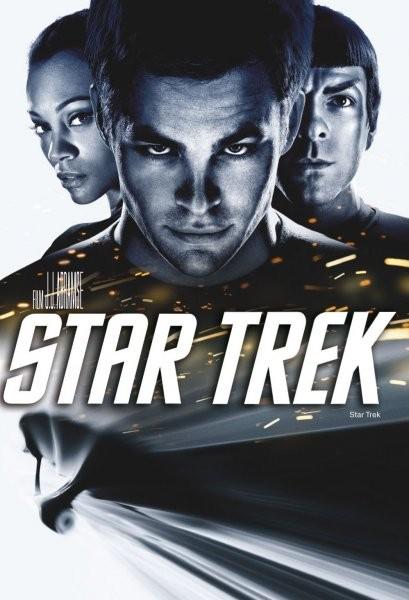 Star Trek - v originálním znění bez CZ titulků - DVD /plast/