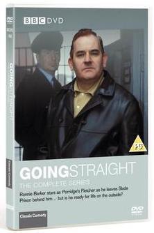 Going Straight - The Complete Series - v originálním znění bez CZ titulků - DVD /plast/