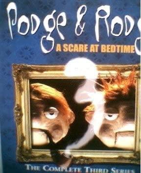 Podge & Rodge A Scare at Badtime - The Complete Third Series - v originálním znění bez CZ titulků - DVD /plast/