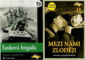 Nedělní filmy pro pamětníky 6. - Jiří Sovák - 2 DVD