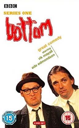 Bottom - Series One - v originálním znění bez CZ titulků - DVD /plast/