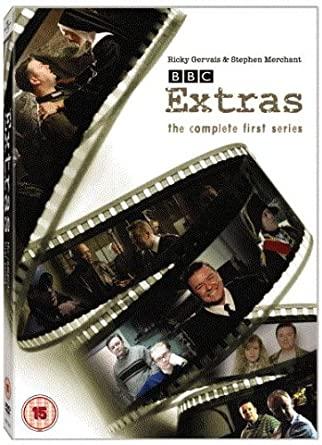 Extras - The Complete First Series - v originálním znění bez CZ titulků - 2xDVD /plast/