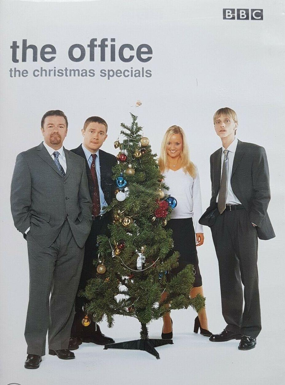 The Office / Kancl - The Christmas Specials - v originálním znění bez CZ titulků - DVD /plast/