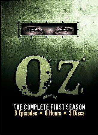 OZ - The Complete First Season - v originálním znění bez CZ titulků - 2xDVD /digipack v šubru/