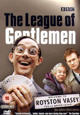 The League of Gentlemen / Liga gentlemanů - The Entire Third Series - v originálním znění bez CZ titulků - 2xDVD /plast/