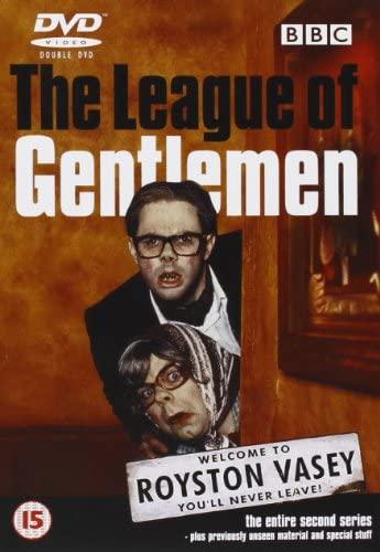 The League of Gentlemen / Liga gentlemanů - The Entire Second Series - v originálním znění bez CZ titulků - 2xDVD /plast/