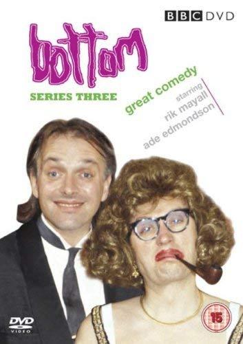 Bottom - Series Three - v originálním znění bez CZ titulků - DVD /plast/