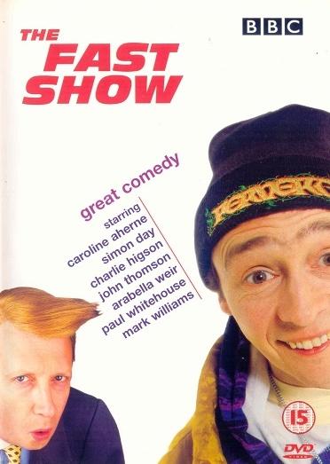 The Fast Show - Series One - v originálním znění bez CZ titulků - DVD /plast/