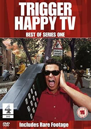 Trigger Happy TV - Best of Series One - v originálním znění bez CZ titulků - DVD /plast/
