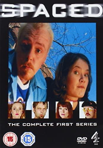 Spaced - The Complete First Series - v originálním znění bez CZ titulků - DVD /plast/