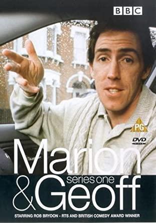 Marion & Geoff - Series One - v originálním znění bez CZ titulků - DVD /plast/