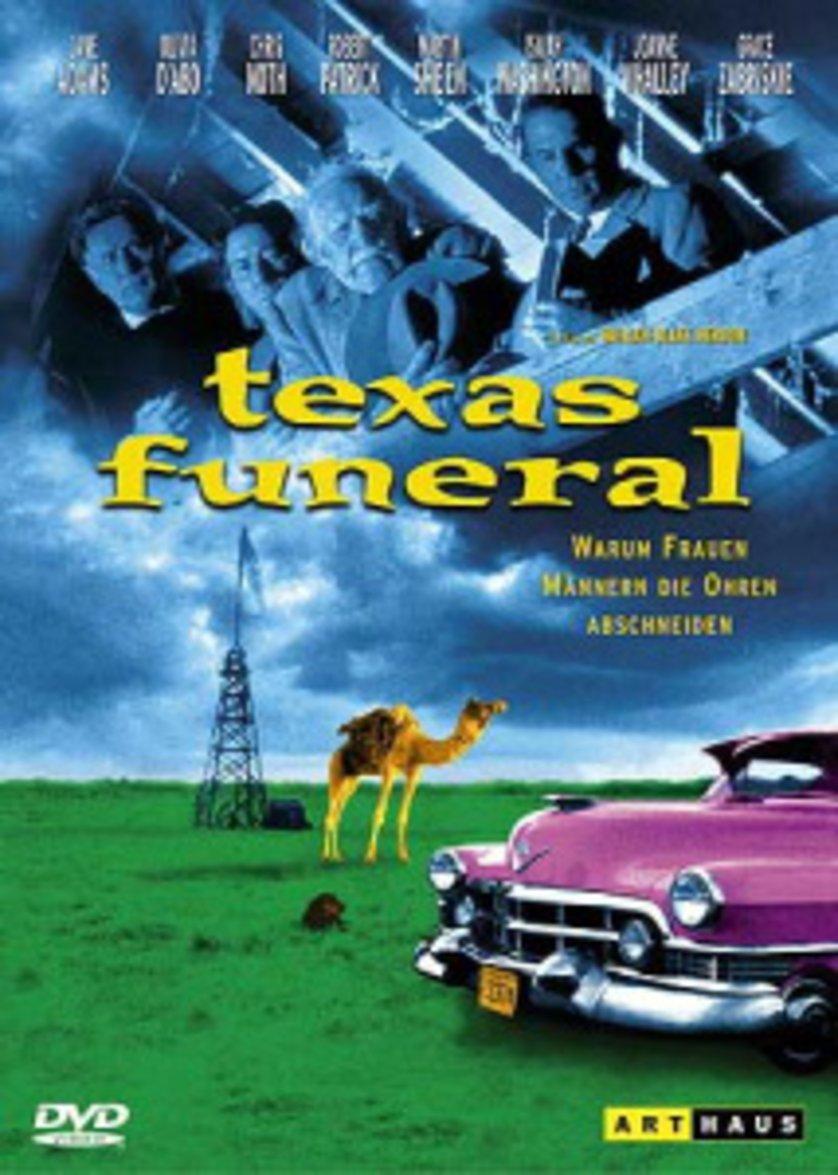 Texas Funeral - v originálním znění bez CZ titulků - DVD /plast/