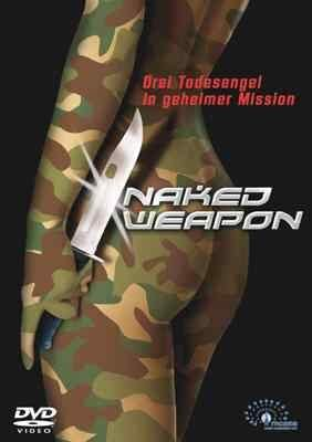 Naked Weapon / Vyvolené - v originálním znění bez CZ titulků - DVD /plast/
