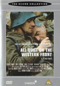 All Quiet on the Western Front / Na západní frontě klid - The Silver Collection - v originálním znění bez CZ titulků - DVD /plast/