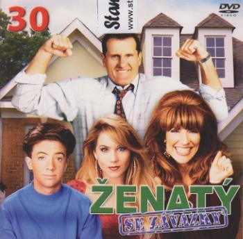 Ženatý se závazky 30 - DVD