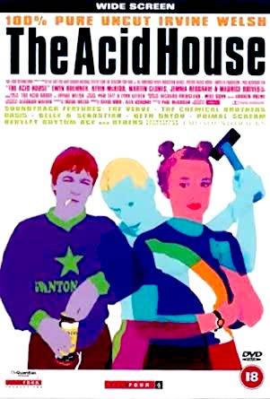 The Acid House - v originálním znění bez CZ titulků - DVD /plast/