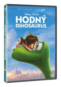 Hodný dinosaurus - DVD plast