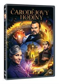 Čarodějovy hodiny - DVD plast