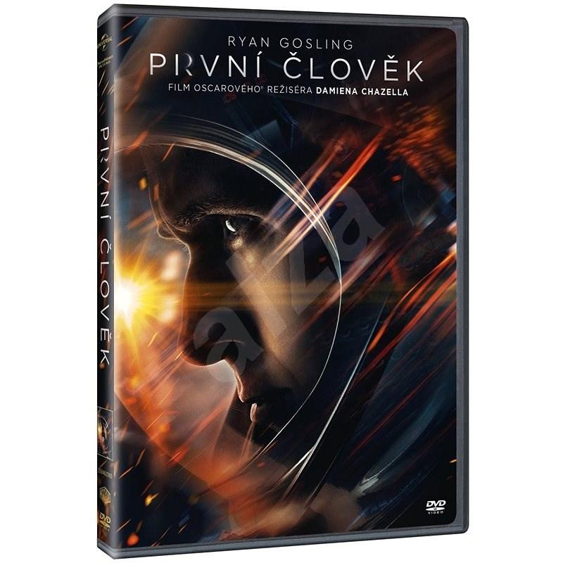 První člověk - DVD plast