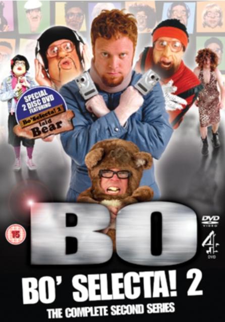 Bo' Selecta! 2 - The Complete Second Series - v originálním znění bez CZ titulků - 2xDVD /plast/