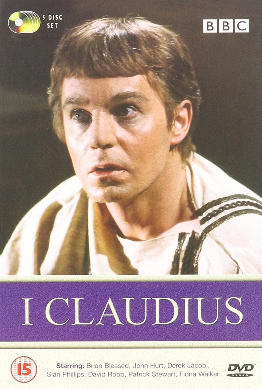 I Claudius - 5 Disc Set - v originálním znění bez CZ titulků - 5xDVD /karton box