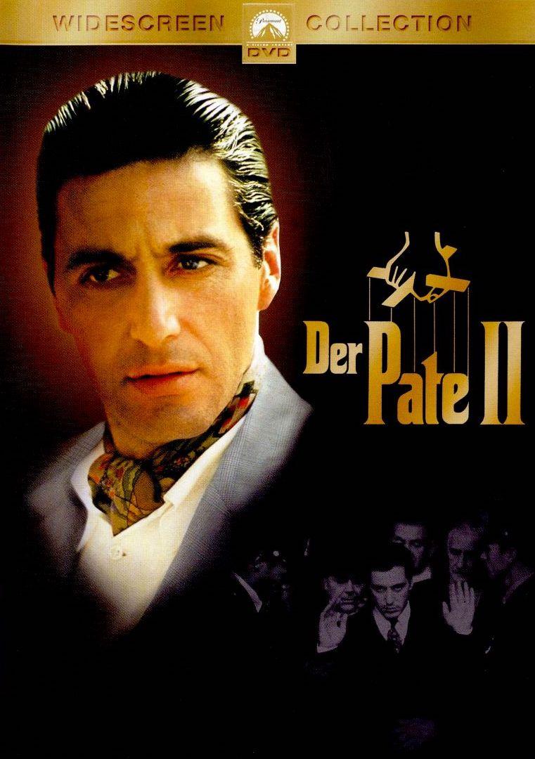 Der Pate II / Kmotr II - v originálním znění bez CZ titulků - 2xDVD /plast/