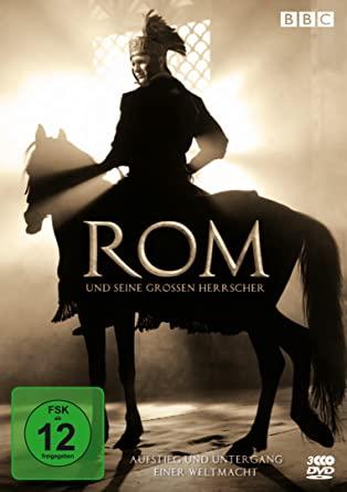 Rom - und Seine Grossen Herrscher / Starověký Řím - vzestup a pád impéria - 3 Disc Set - v originálním znění bez CZ titulků - 3xDVD /digipack v šubru/