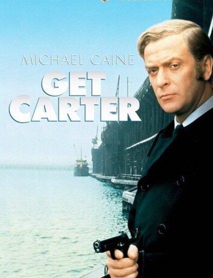 Get Carter / Chyťte Cartera - v originálním znění bez CZ titulků - DVD /plast/