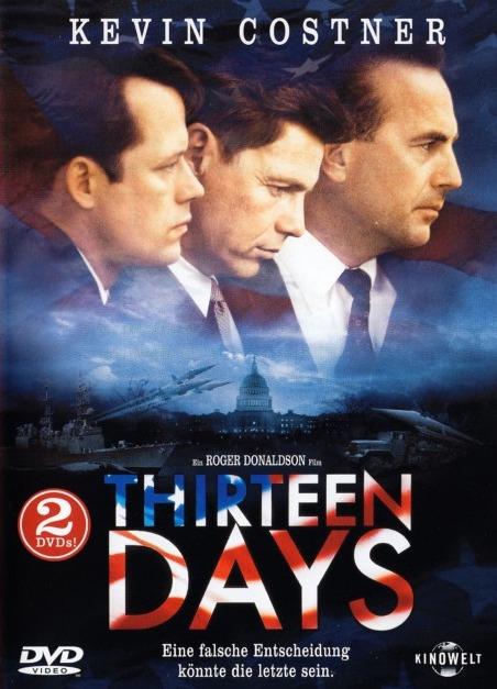 Thirteen Days / Třináct dní - v originálním znění bez CZ titulků - 2xDVD /plast/
