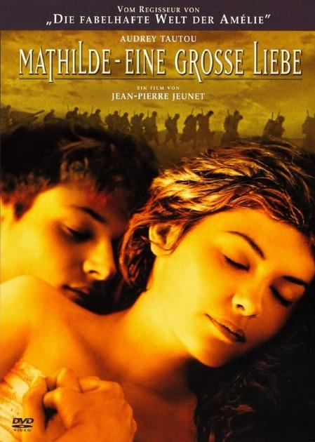 Mathilde - Eine Grosse Liebe / Příliš dlouhé zásnuby - v originálním znění bez CZ titulků - 2xDVD /plast/