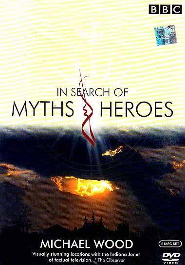 In Search of Myths Heroes / Hledání legend a hrdinů - v originálním znění bez CZ titulků - 2xDVD /plast/