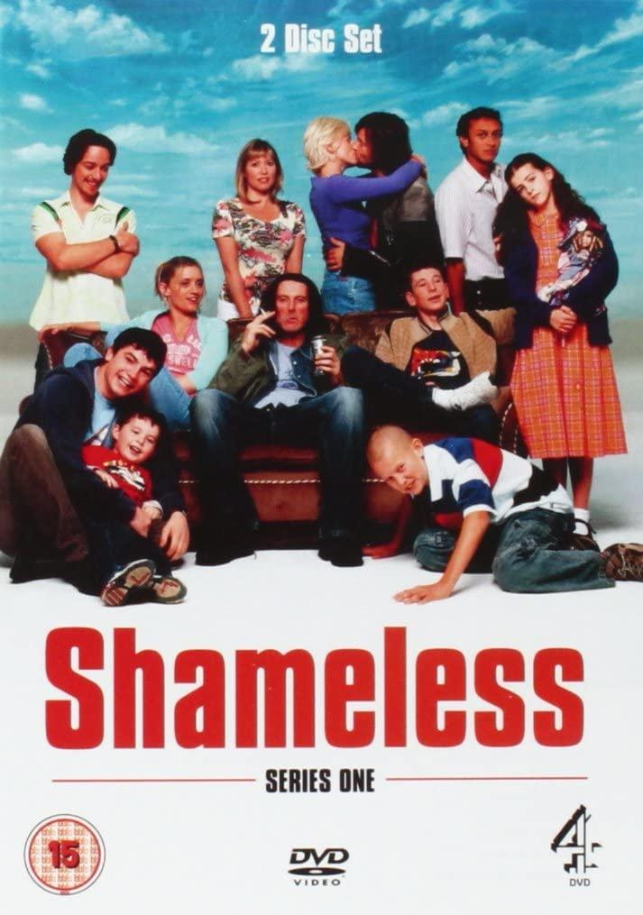 Shameless - Series One - v originálním znění bez CZ titulků - 2xDVD /plast/