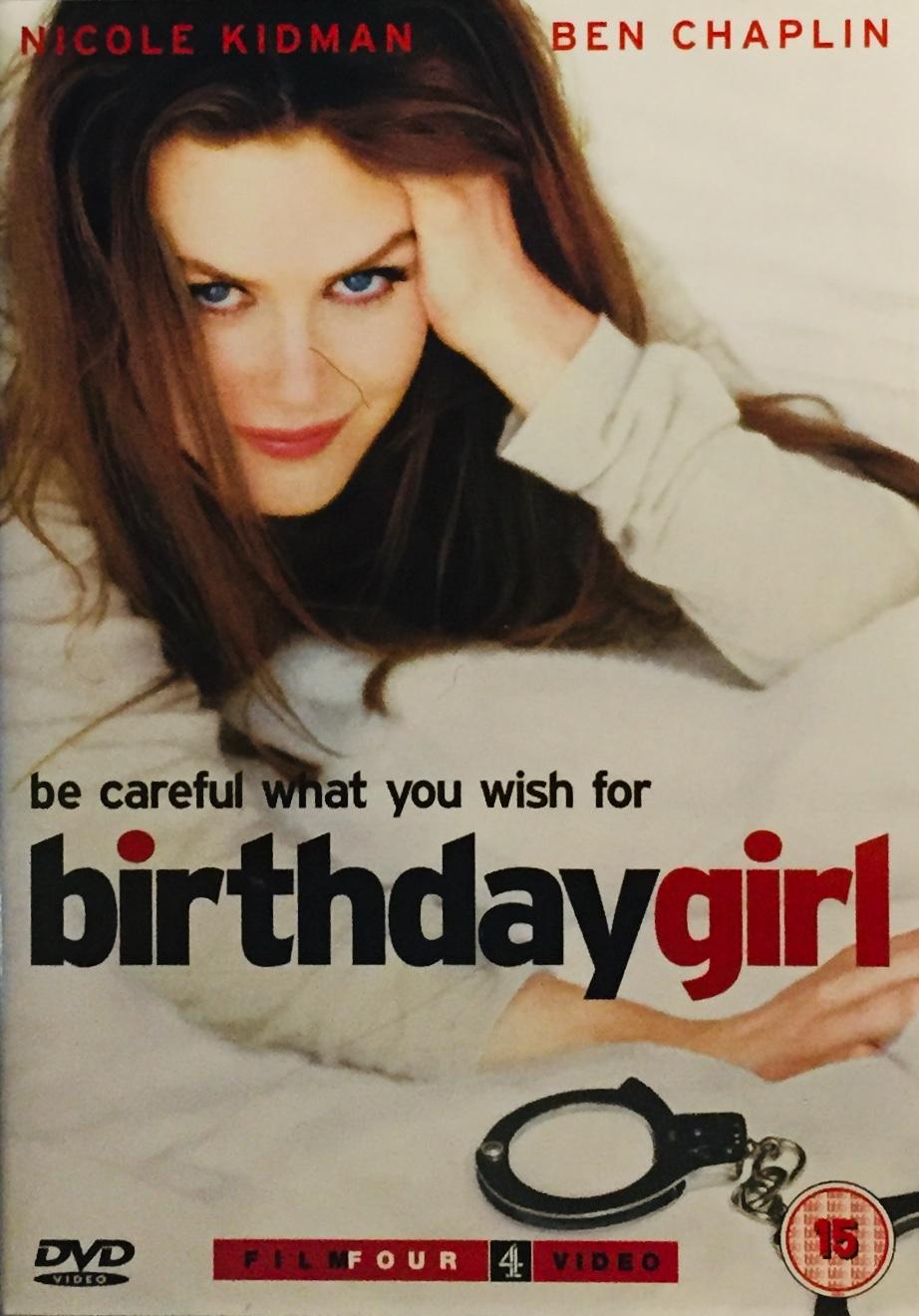 Birthday Girl / Nevěsta přes internet - v originálním znění bez CZ titulků - DVD /plast/