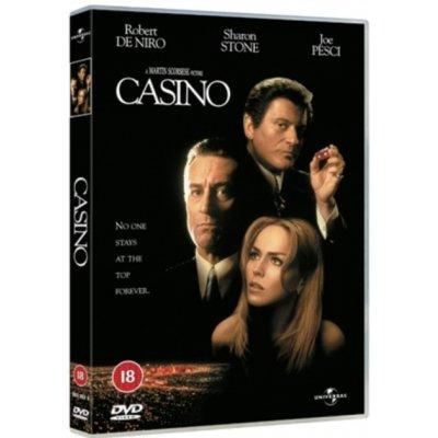 Casino - v originálním znění s českým dabingem - DVD /plast/