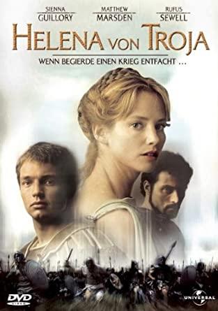 Helena von Troja / Helena Trojská - v originálním znění s CZ titulky - DVD /plast/