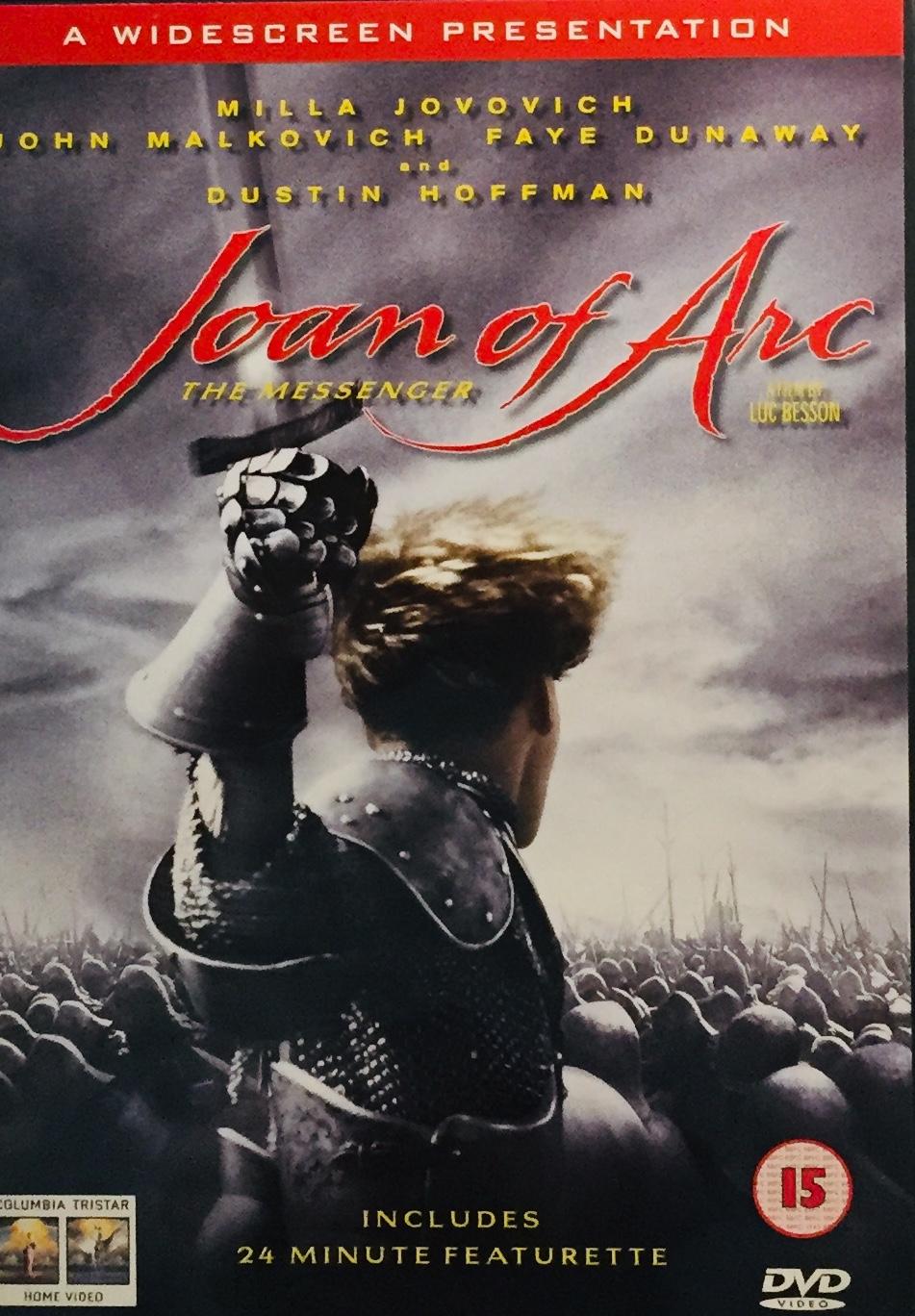 Joan of Arc / Johanka z Arku - v originálním znění s CZ titulky - DVD /plast/