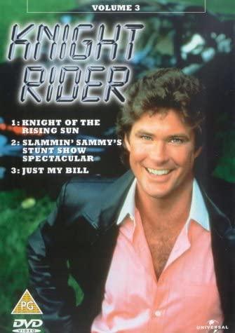 Knight Rider - v originálním znění bez CZ titulků - DVD /plast/