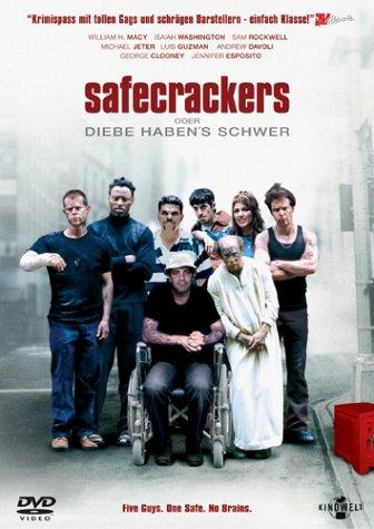 Safecrackers oder Diebe Haben's Schwer / Bombakšeft - v originálním znění bez CZ titulků - DVD /plast/