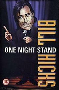 Bill Hicks - One Night Stand - v originálním znění bez CZ titulků - DVD /plast/