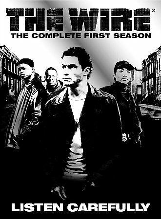 The Wire / Špína Baltimoru - The Complete First Season - v originálním znění bez CZ titulků - DVD /plast/