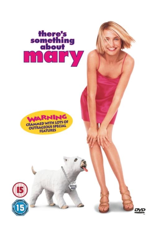 There's Something about Mary / Něco na té Mary je - v originálním znění s CZ titulky - DVD /plast/