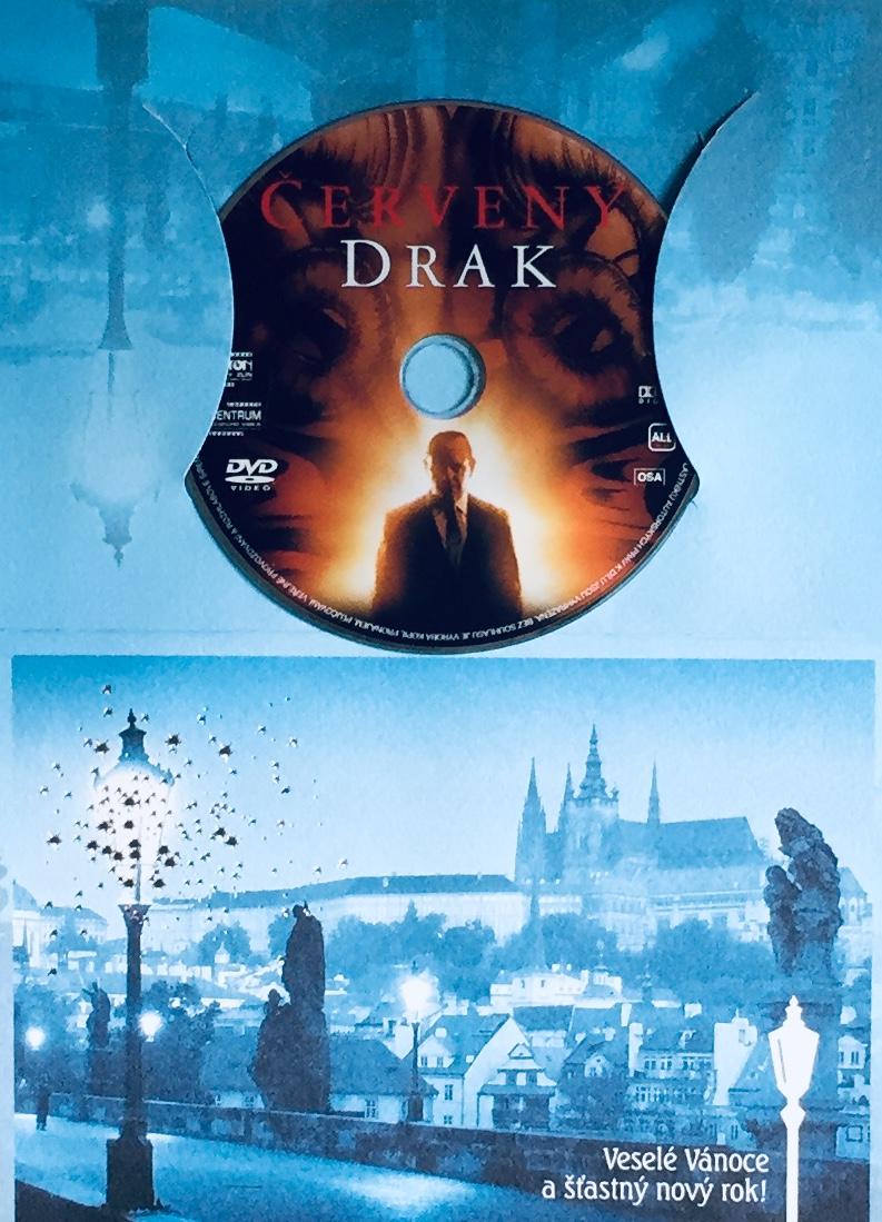 Červený drak - DVD /dárkový obal/