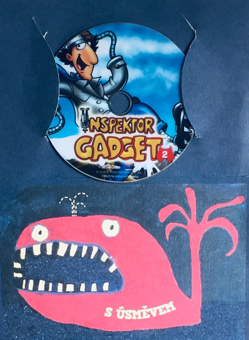 Inspektor Gadget 2 - DVD /dárkový obal/