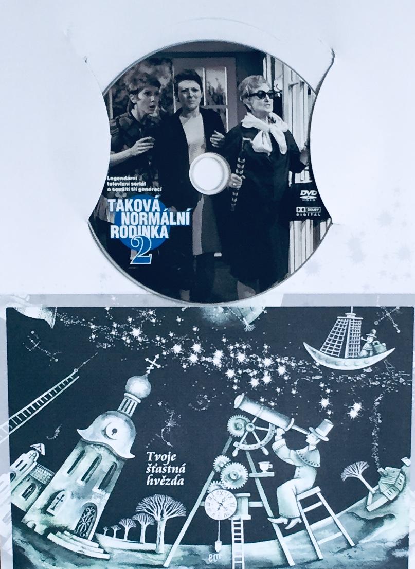Taková normální rodinka 2 - DVD /dárkový obal/
