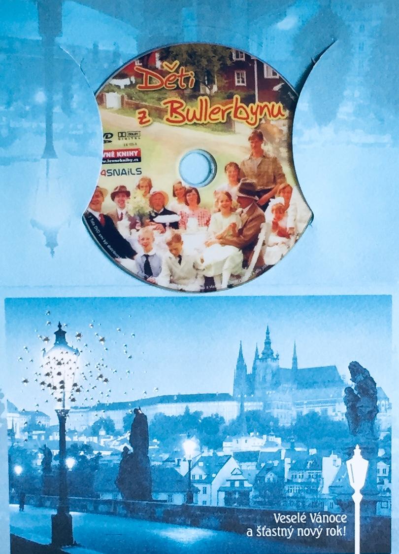 Děti z Bullerbynu - DVD /dárkový obal/