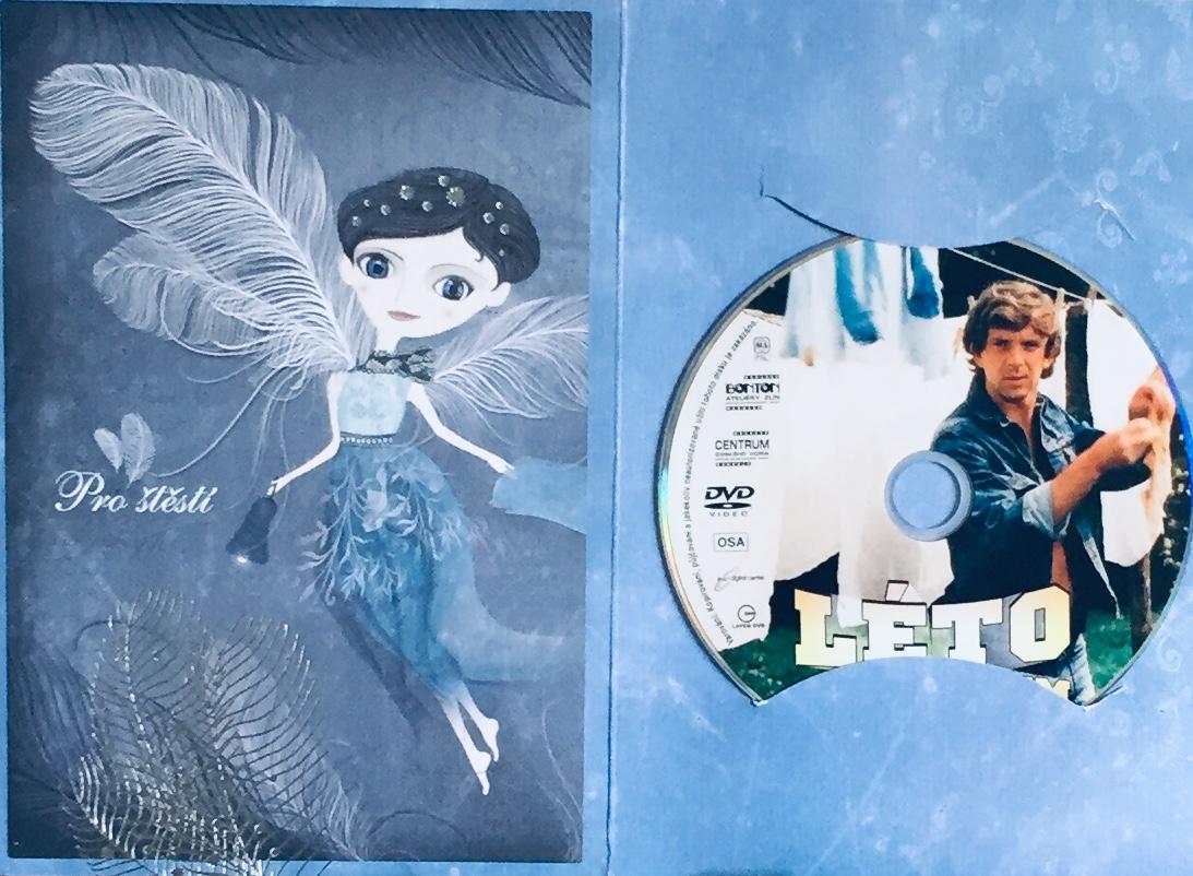 Léto s kovbojem - DVD /dárkový obal/
