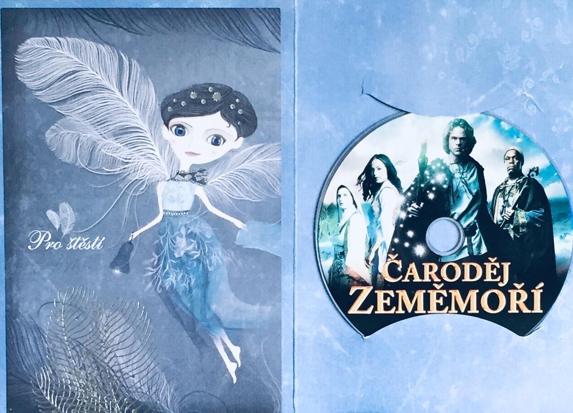 Čaroděj Zeměmoří - DVD /dárkový obal/