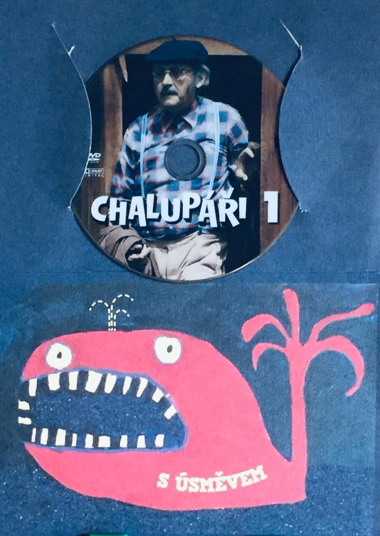 Chalupáři 1 - DVD /dárkový obal/