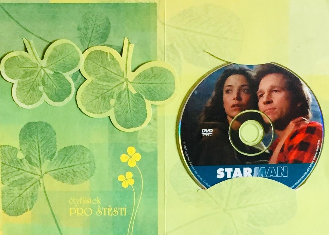Starman - DVD /dárkový obal/